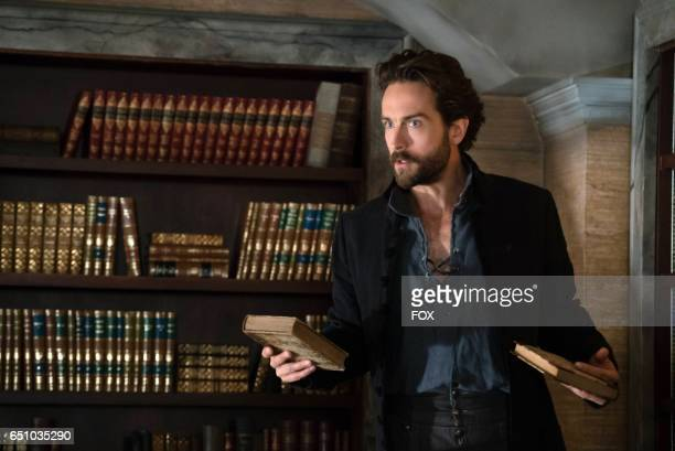 Tom Mison in the Loco Parentis episode of SLEEPY HOLLOW airing Friday Feb 17 on FOX