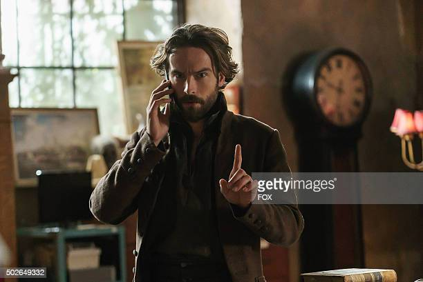 Tom Mison in the Moreau Initiative episode of SLEEPY HOLLOW airing Thursday Nov 12 on FOX