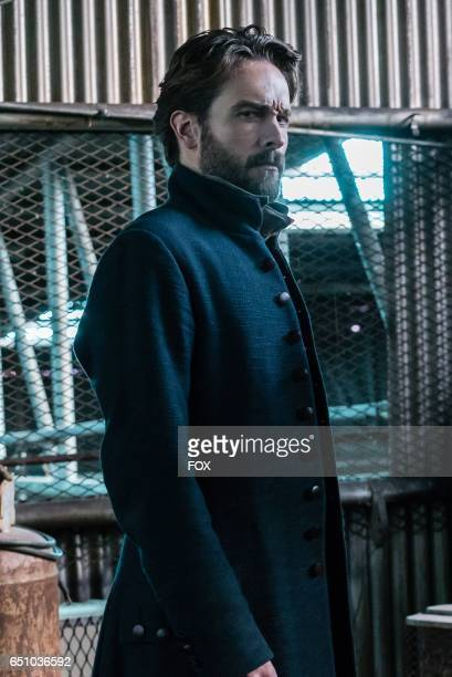 Tom Mison in the The Way of the Gun episode of SLEEPY HOLLOW airing Friday March 17 on FOX