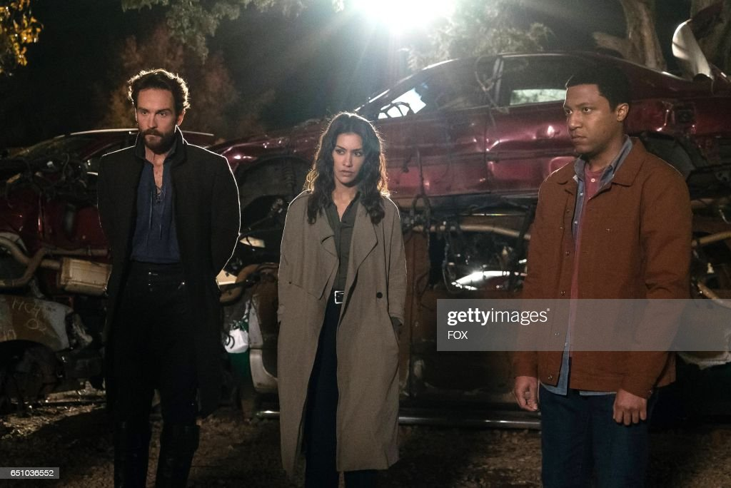 Tom Mison, Janina Gavankar and Jerry MacKinnon in the Insatiable episode of SLEEPY HOLLOW airing Friday, March 10 (9:00-10:00 PM ET/PT) on FOX.