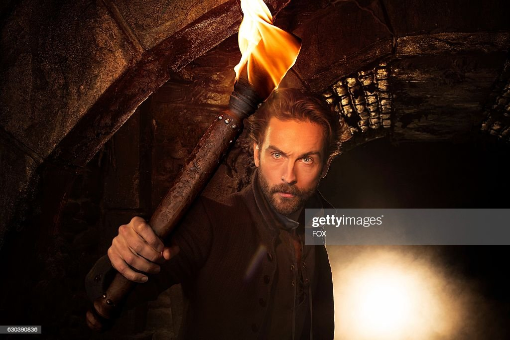 Tom Mison. SLEEPY HOLLOW Season Four premieres Friday, Jan. 6 (9:00-10:00 PM ET/PT) on FOX.