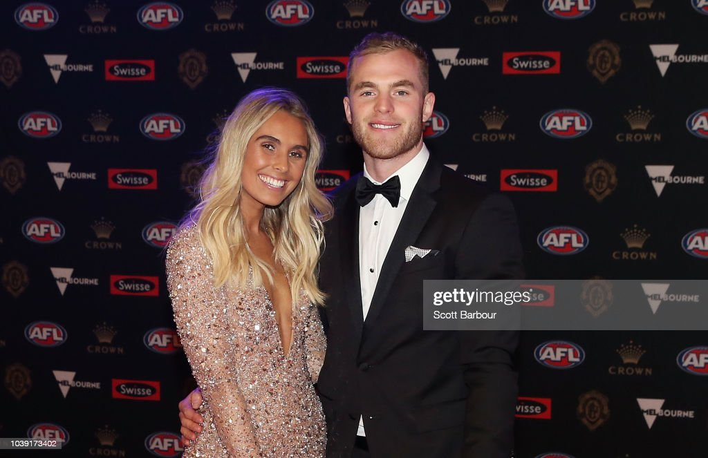 2018 Brownlow Medal - Arrivals : News Photo
