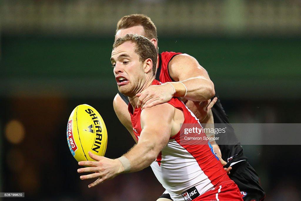 AFL Rd 7 - Sydney v Essendon