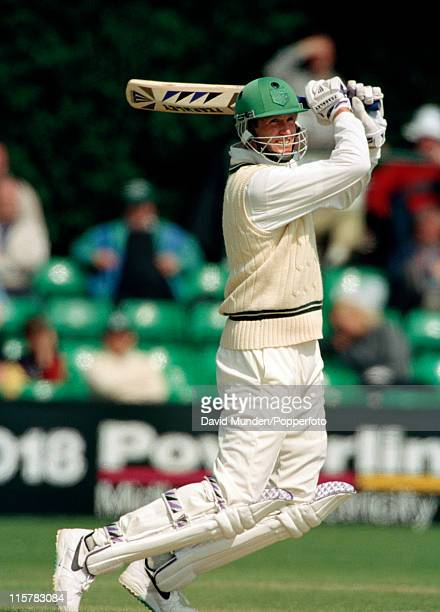 Tom Moody batting for Worcestershire during their Benson Hedges Cup match against Yorkshire at New Road in Worcester 28th April 1996 Yorkshire won by...