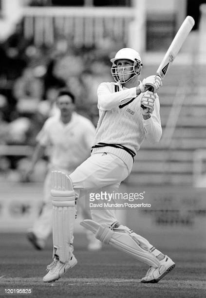 Tom Moody batting for Worcestershire during their Benson Hedges Cup match against Kent at New Road in Worcester 29th May 1991 Worcestershire won by...