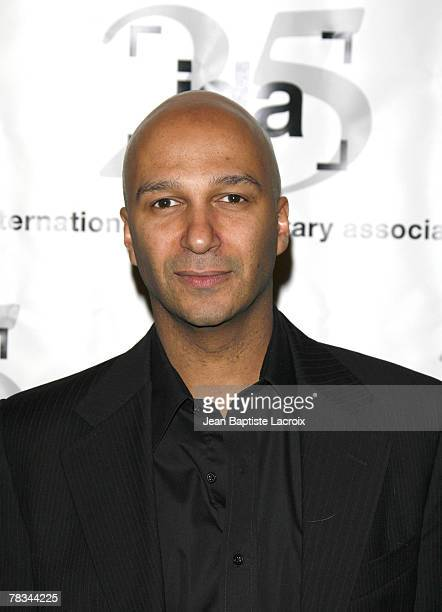Tom Morello arrives at the 2007 International Documentary Association Achievement Awards held at the Directors Guild of America on December 7 2007 in...