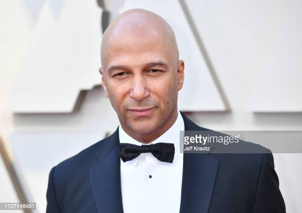 Tom Morello attends the 91st Annual Academy Awards at Hollywood and Highland on February 24 2019 in Hollywood California