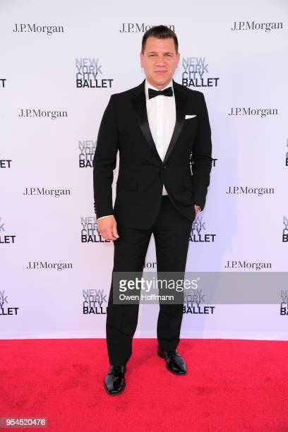 Tom Murro attends New York City Ballet 2018 Spring Gala at David H Koch Theater Lincoln Center on May 3 2018 in New York City