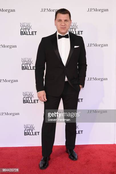 Tom Murro attends New York City Ballet 2018 Spring Gala at Lincoln Center on May 3 2018 in New York City