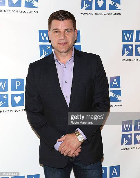 Tom Murro attends the 2014 Annual Benefit by the Women's Prison Association at Loeb Central Park Boathouse on May 27 2014 in New York City