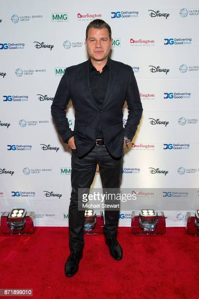 Tom Murro attends the 2017 Delivering Good Annual Gala at The American Museum of Natural History on November 8 2017 in New York City