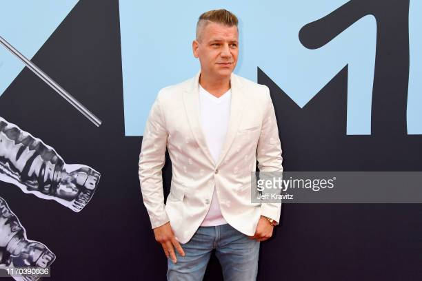Tom Murro attends the 2019 MTV Video Music Awards at Prudential Center on August 26 2019 in Newark New Jersey