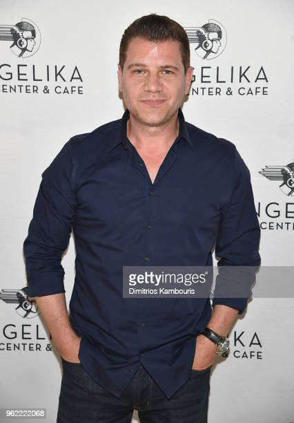 Tom Murro attends the 'Breath' New York screening at Angelika Film Center on May 24 2018 in New York City