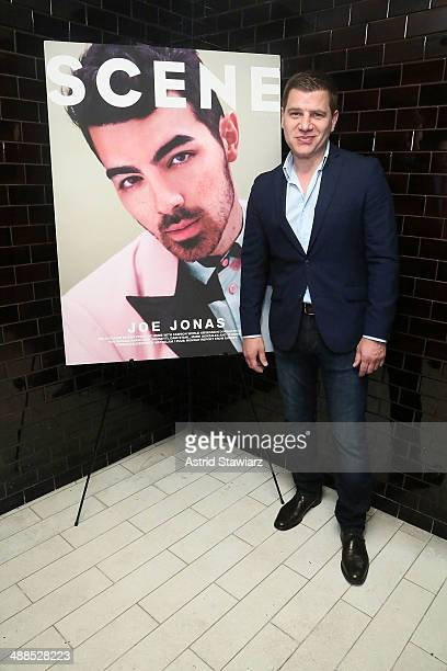 Tom Murro attends the New York Observer's Scene Party at the Electric Room at Dream Downtown on May 6 2014 in New York City