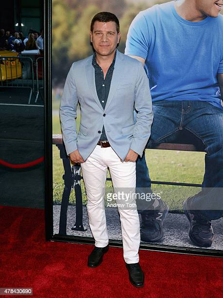 Tom Murro attends the 'Ted 2' New York premiere at Ziegfeld Theater on June 24 2015 in New York City