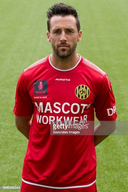 Tom Muyters of Roda JC during the Photocall Roda JC at the Parkstad Limburg Stadium on July 12 2018 in Kerkrade Netherlands