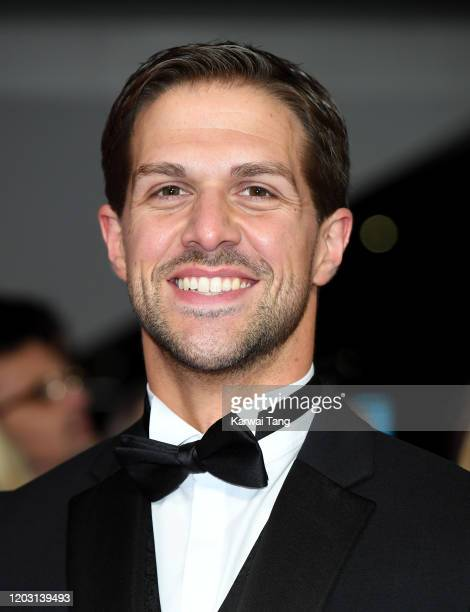 Tom Naylor attends the National Television Awards 2020 at The O2 Arena on January 28 2020 in London England