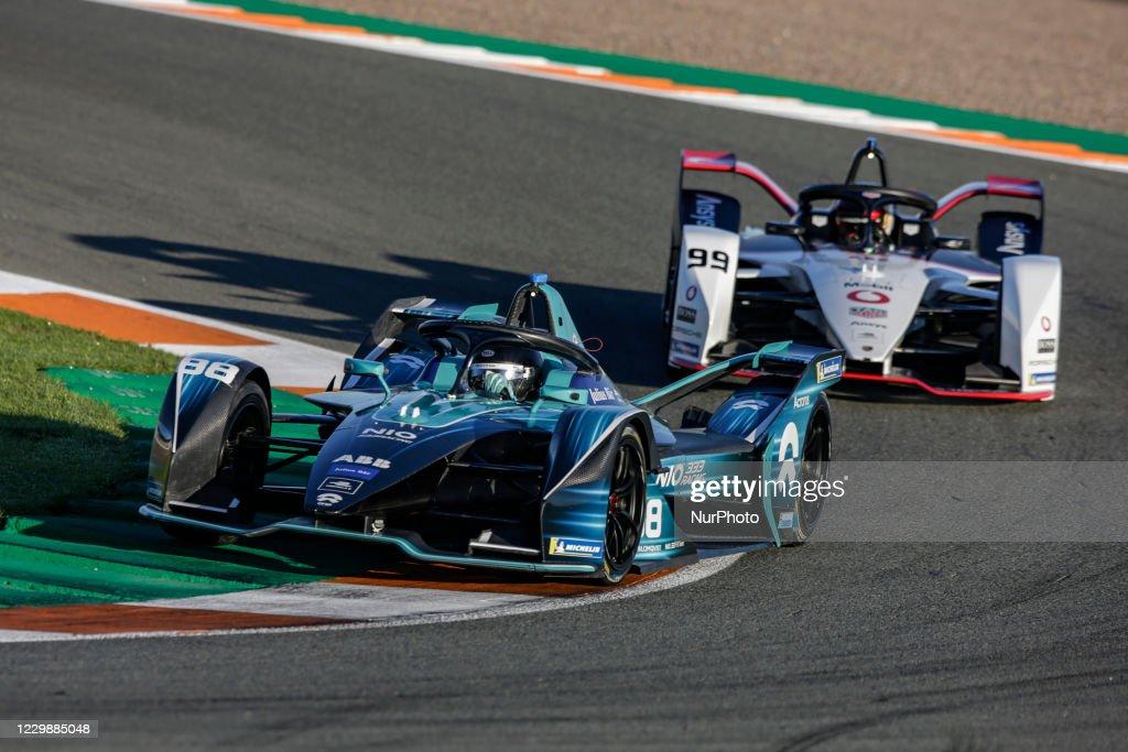 Formula E Championship - Test : News Photo