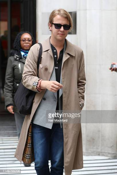 Tom Odell at BBC Radio 2 on May 17 2019 in London England