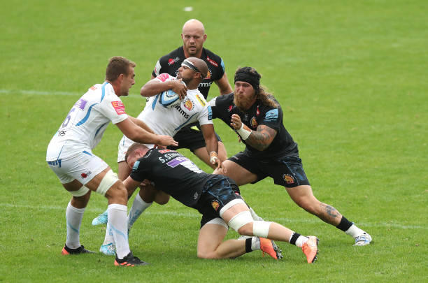 GBR: Exeter Chiefs Inter-Squad Match