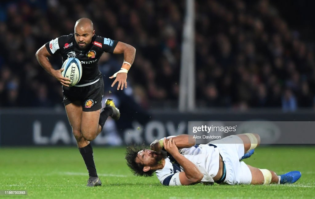 Exeter Chiefs v Bristol Bears - Gallagher Premiership Rugby : ニュース写真