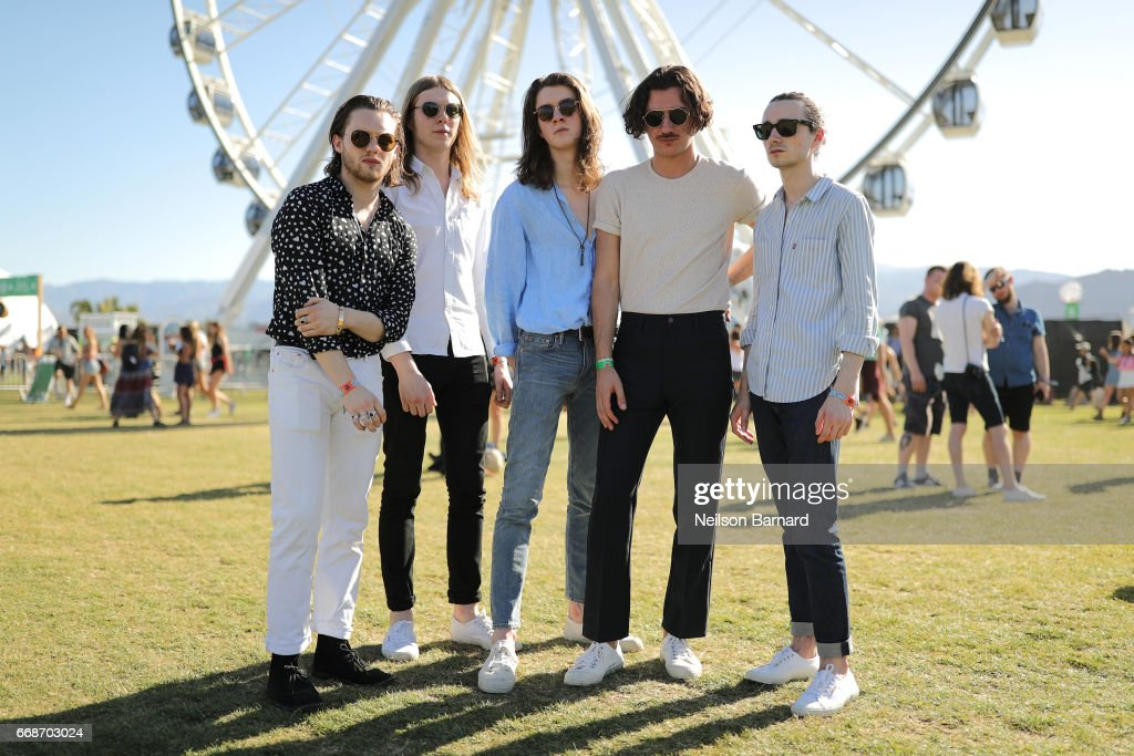 2017 Coachella Valley Music And Arts Festival - Portraits