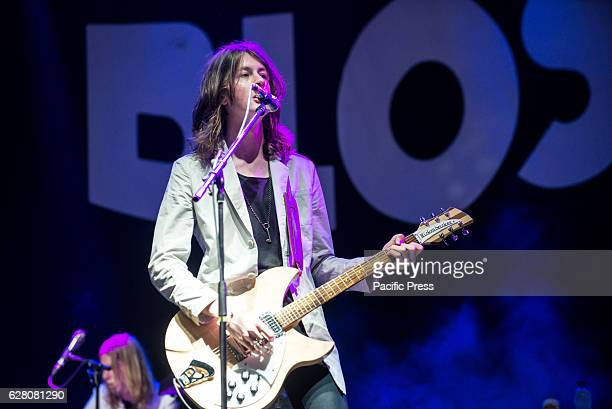 Tom Ogden of Blossoms on NME stage at Reading festival Blossoms are an English indie pop band from Stockport Greater Manchester