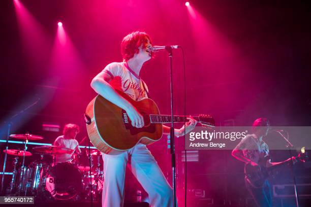 Tom Ogden of Blossoms performs live on stage at O2 Academy Leeds on May 7 2018 in Leeds England