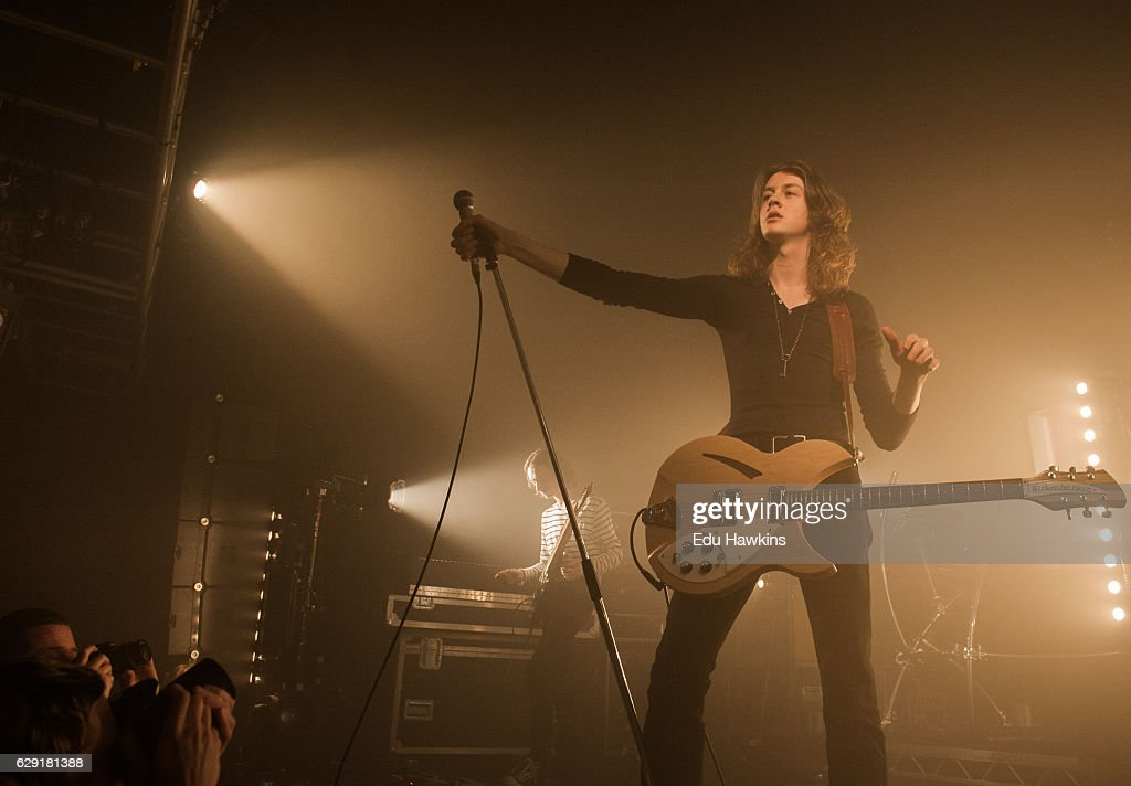 Blossoms Perform At The O2 Academy Oxford