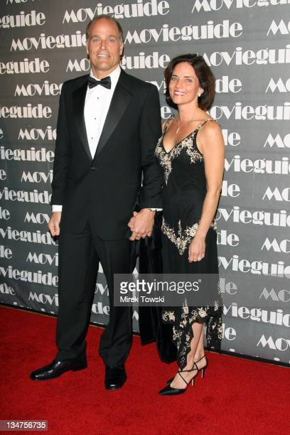 Tom Ohmer and his wife Marsha during 15th Annual Movieguide Faith and Values Awards at Beverly Wilshire Hotel in Beverly Hills, California, United...