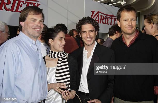 Tom Ortenberg President of Lion's Gate Films Releasing Guadalupe Marin Leonardo Sbaraglia and Michael Burns