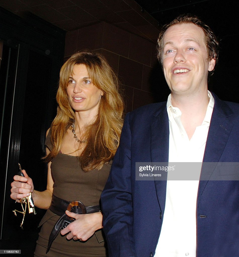 Celebrity Sigtings at Cipriani's in London - June 19, 2007
