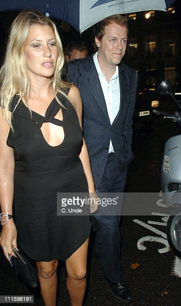 Tom Parker Bowles during 1976 Milestones of Gemstones 2006 - After Party Arrivals at Wallace Collection in London, Great Britain.