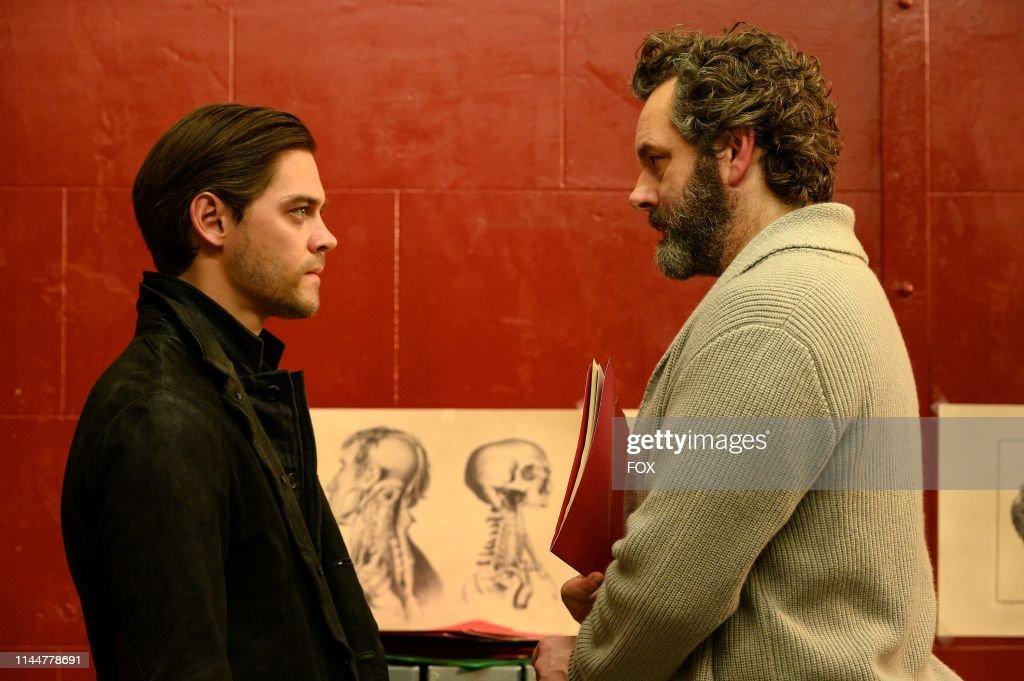 "CA: FOX's ""Prodigal Son"" - Season One"