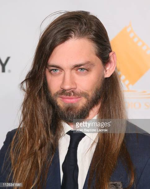 Tom Payne attends the 55th Annual Cinema Audio Society Awards held at InterContinental Los Angeles Downtown on February 16 2019 in Los Angeles...