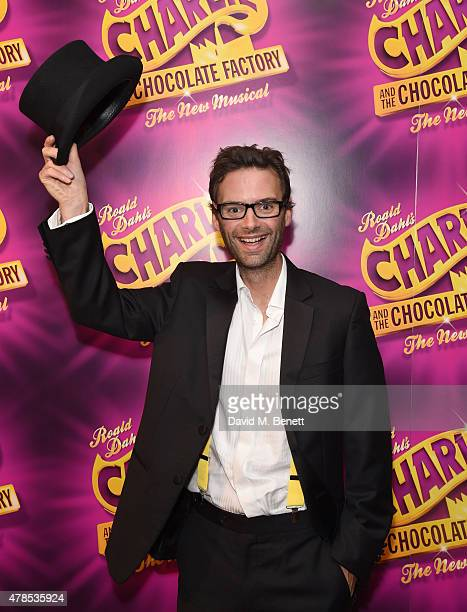 Tom Pellereau attends the Charlie and the Chocolate Factory second birthday after party at Sway on June 25 2015 in London England