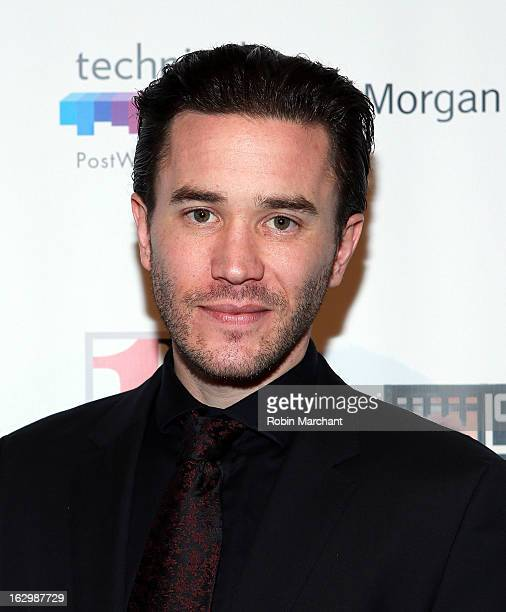 Tom Pelphrey attends 'Junction' during the 2013 First Time Fest at AMC Loews Village 7 on March 2 2013 in New York City