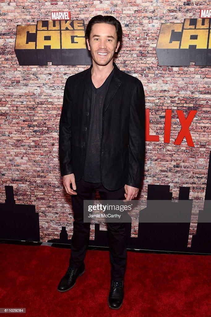 """Luke Cage"" New York Premiere : News Photo"
