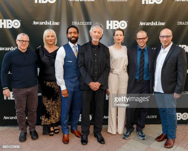 Tom Perrotta, Executive Producer, Co-Creator, Mimi Leder, Executive Producer, Director, Kevin Carroll, John Murphy, Scott Glenn, Kevin Garvey, Sr.,...