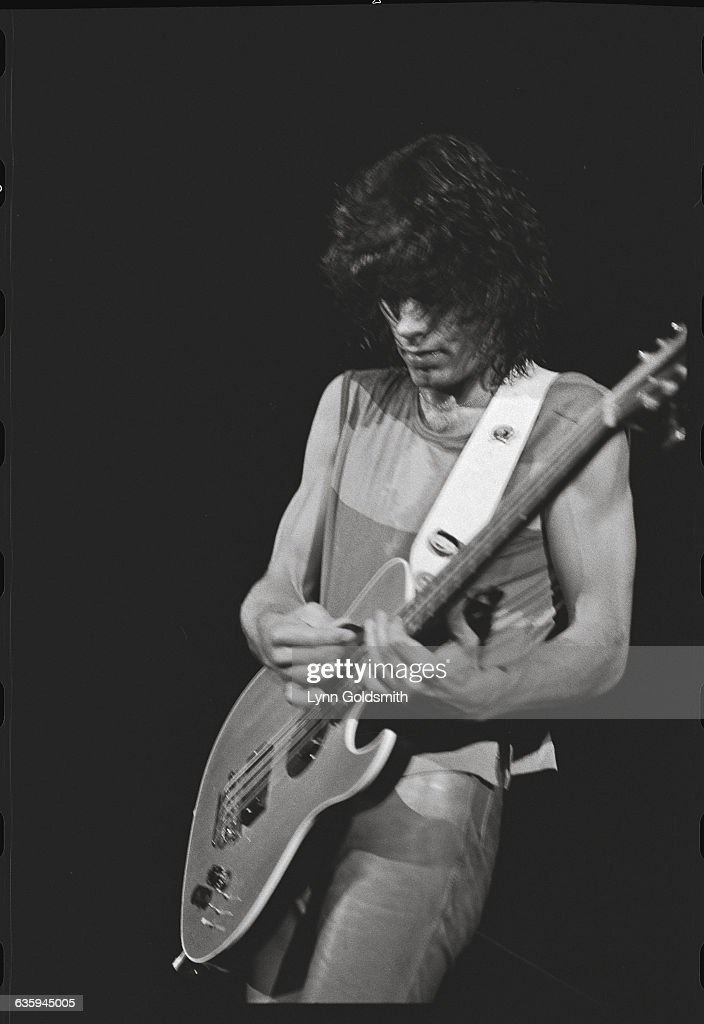 Tom Petersson Of Cheap Trick Playing Guitar News Photo Getty Images