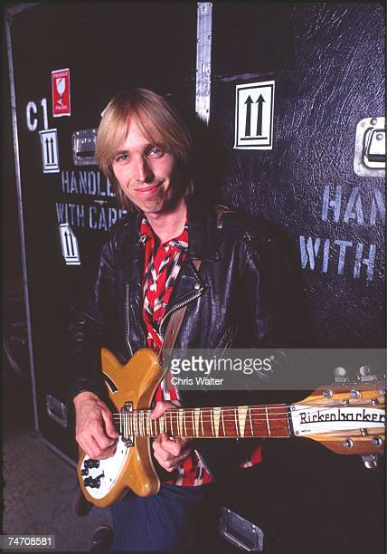 Tom Petty 1982 at the Tom Petty File Photos in los angeles