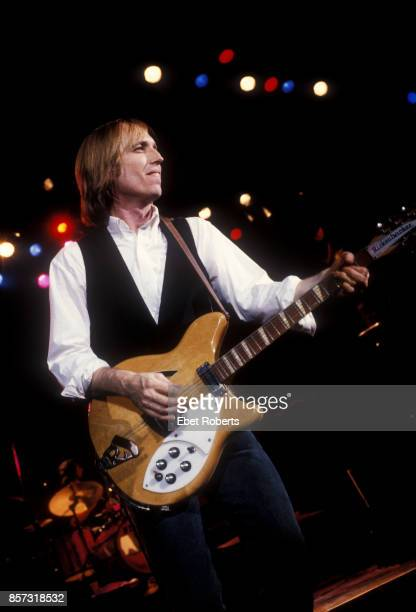 Tom Petty and The Heartbreakers at Nassau Coliseum in Uniondale Long Island New York on January 31 1990