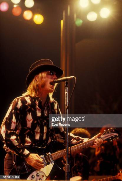 Tom Petty and The Heartbreakers at the Brendan Byrne Arena in East Rutherford New Jersey on June 15 1985