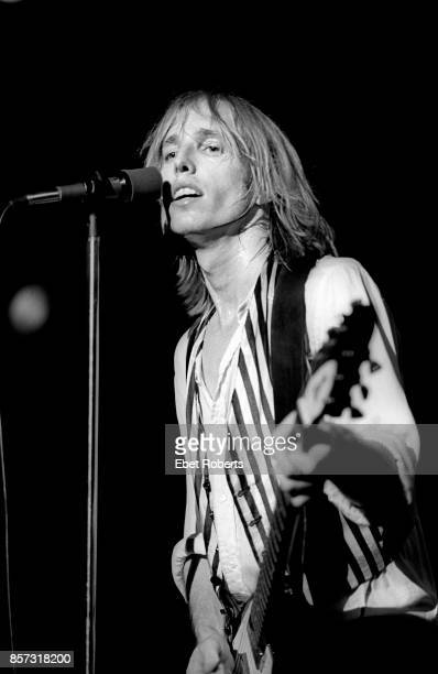 Tom Petty and The Heartbreakers at the Calderone Concert Hall in Hempstead New York on July 28 1978