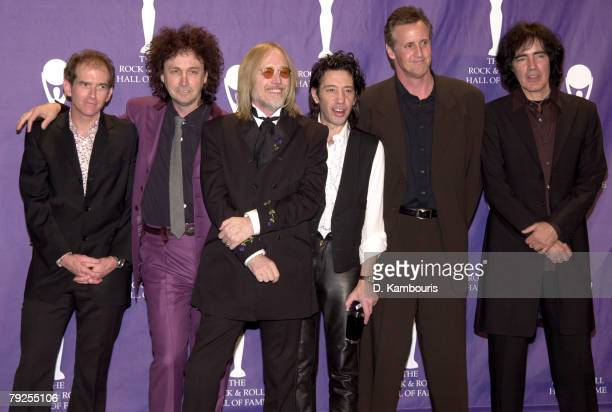Tom Petty and the Heartbreakers inductees