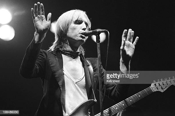 Tom Petty and the Heartbreakers perform at the Aragon Ballroom Chicago Illinois November 23 1979
