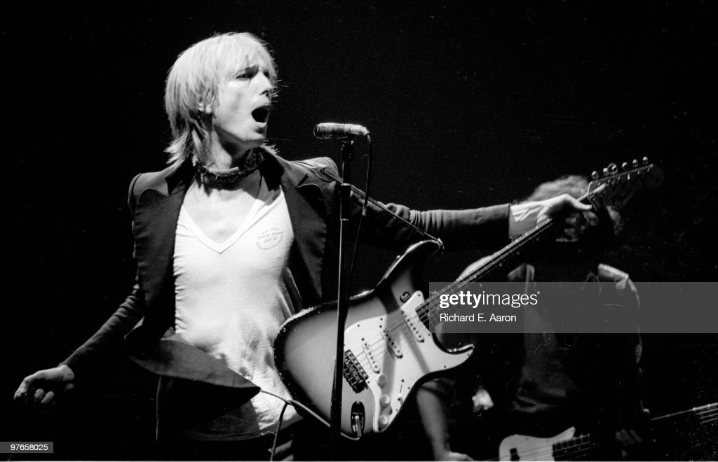 Tom Petty Performs Live In New York : News Photo