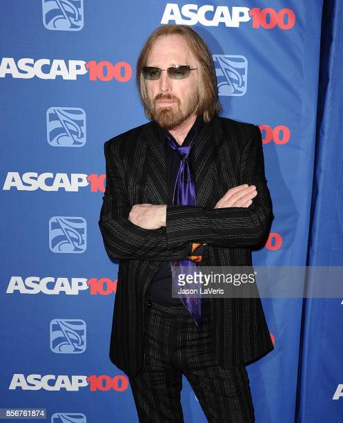 Tom Petty attends the 31st annual ASCAP Pop Music Awards at The Ray Dolby Ballroom at Hollywood Highland Center on April 23 2014 in Hollywood...
