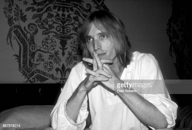 Tom Petty in New York City on July 28 1978