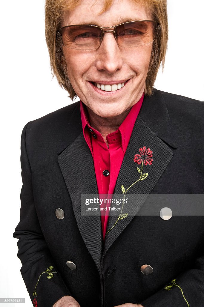 Tom Petty is photographed for on December 6, 2005 in Los Angeles, California.